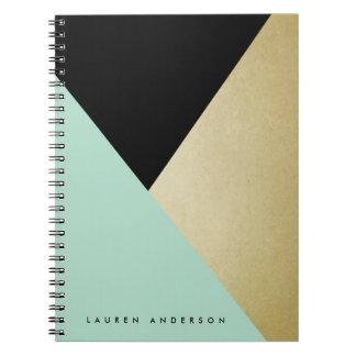 Personalised Spiral Custom Journal Notebook