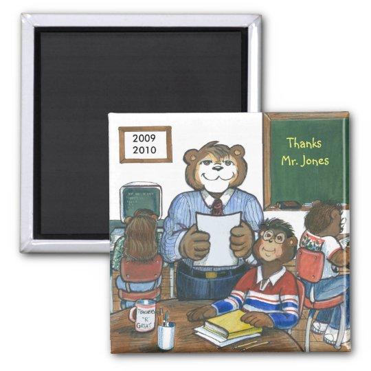 Personalised Teacher Magnet