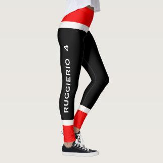 Personalised Team Colours Ice Hockey Leggings
