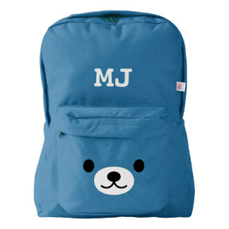 Personalised Teddy Bear Backpack for Kids