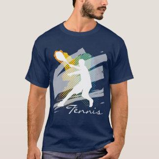 Personalised Tennis Tee shirt for men