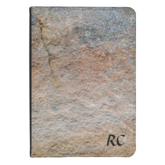Personalised Textural Rock Kindle Case