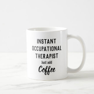 Personalised Therapist (Occupational, ABA, Speech) Coffee Mug