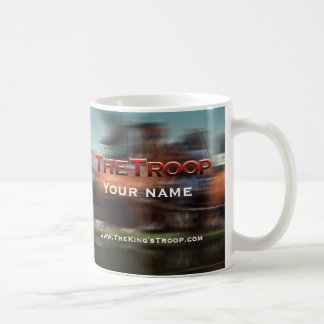 Personalised Troop Film Windsor Mug (add a name)