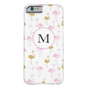 Personalised Tropical Flamingo Smartphone Case