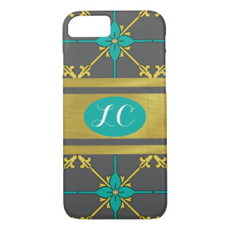 Personalised Vintage Meets Modern iPhone Cover