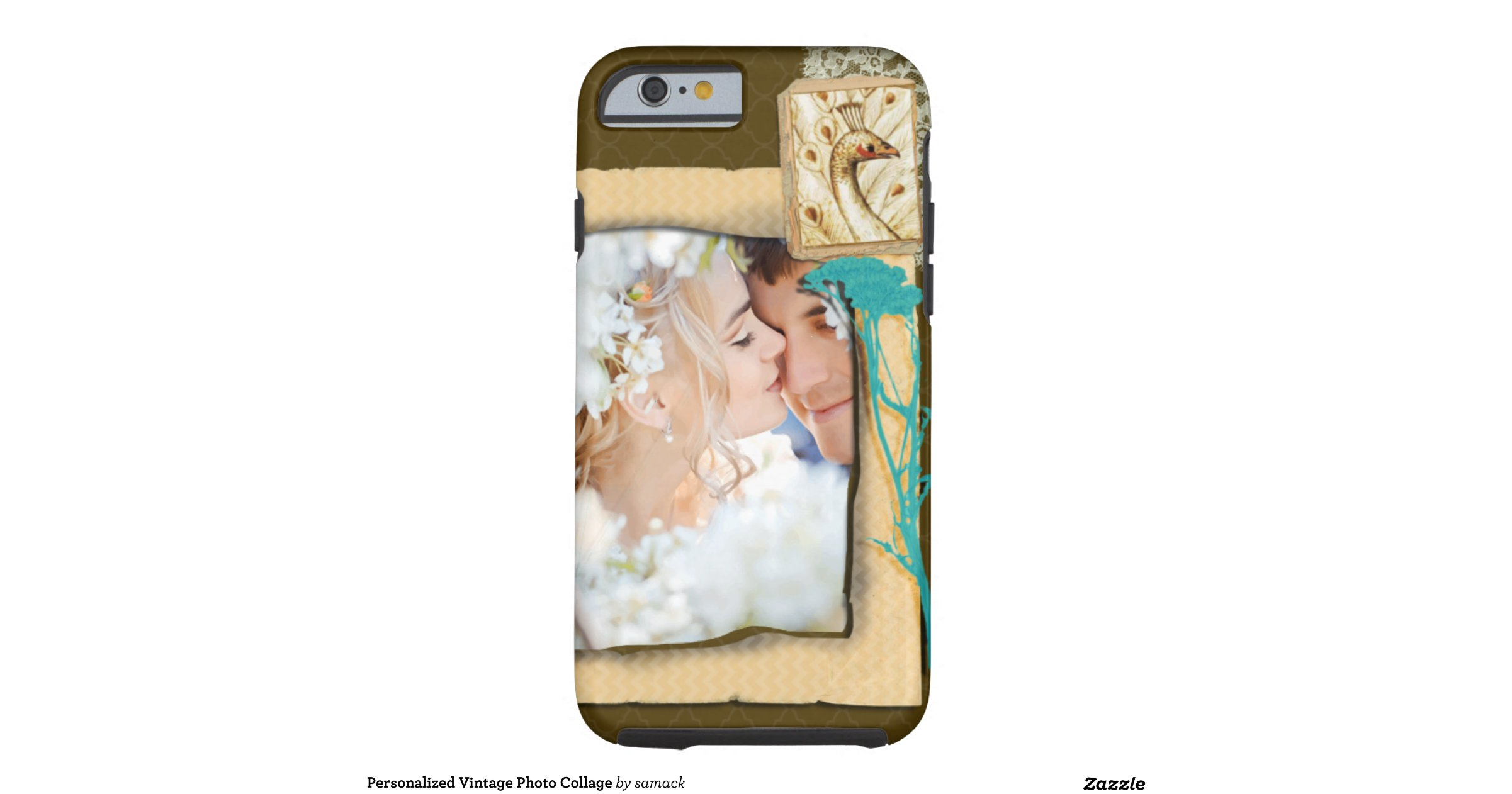 Personalised Iphone C Case Collage
