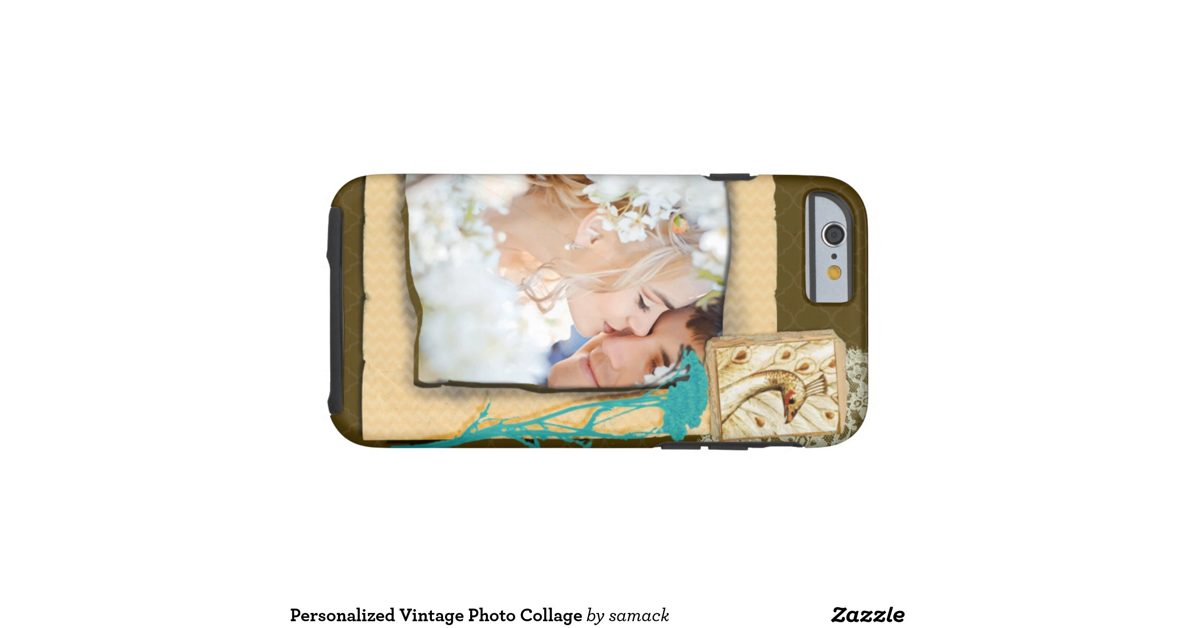 Personalised Iphone C Case Collage