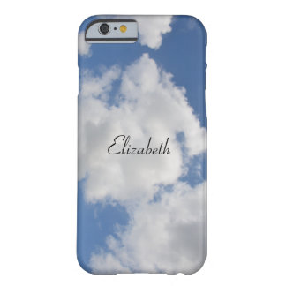 Personalised Whimsical Cloud Phone Case
