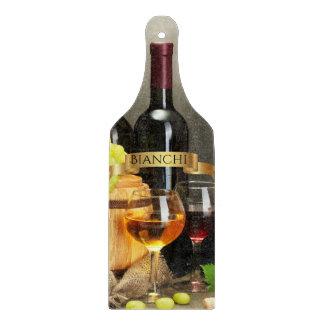 Personalised Wine Bottle Cutting Board