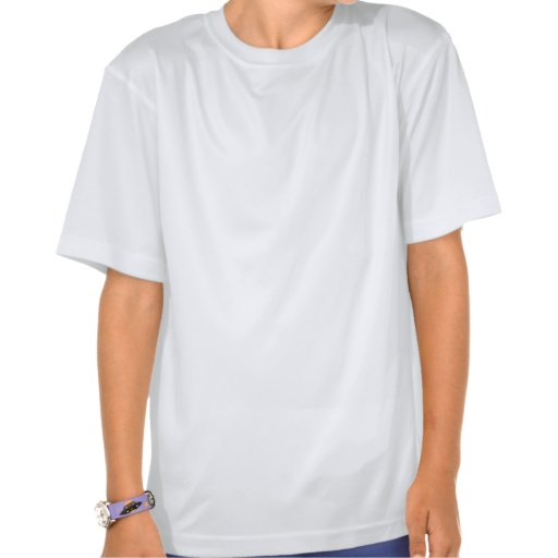 Personalised XL Girls Champion Double Dry Mesh T-S