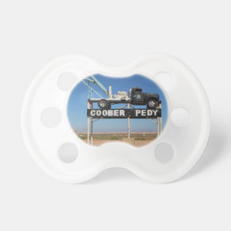 Personalizable Coober Pedy Outback Souvenir Pacifier
