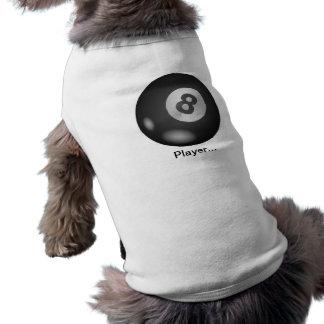 Personalizable F8 Ball Dog T Shirt