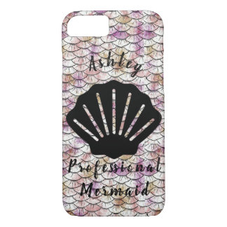 Personalizable Mermaid iPhone 8/7 Case