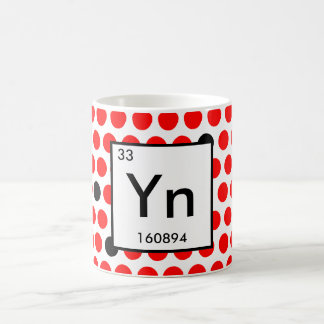 Personalizable MUG chemical element