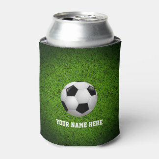 Personalizable Soccer | Football on green grass