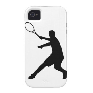Personalizable tennis Case-Mate iPhone 4 covers