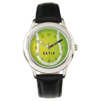 Personalizable Tennis Time | Sport gifts Watch