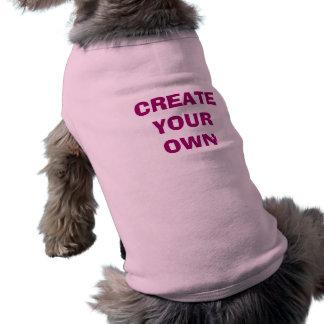 Personalizaed Dog Sweater Shirt
