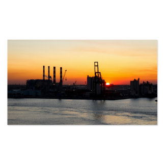 Personalize-2 Sided-Power Industry Pack Of Standard Business Cards