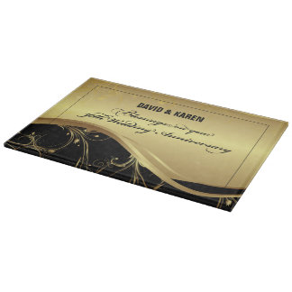 Personalize, 50th Wedding Anniversary Religious Cutting Board