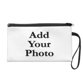 (Personalize) Add your personal touch. Wristlet Purse