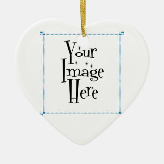 ♪♫♪ PERSONALIZE - CREATE YOUR OWN CERAMIC HEART DECORATION