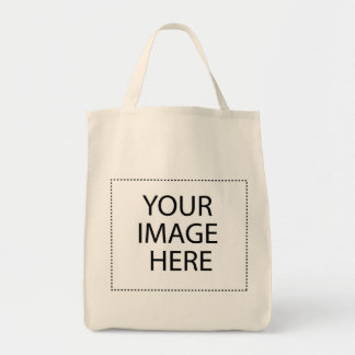 PERSONALIZE - CREATE YOUR OWN GROCERY TOTE BAG