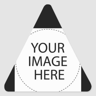 ♪♫♪ PERSONALIZE - CREATE YOUR OWN TRIANGLE STICKER
