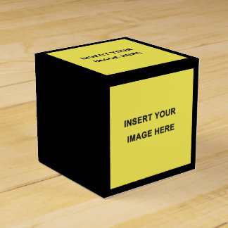 Personalize Favour Box