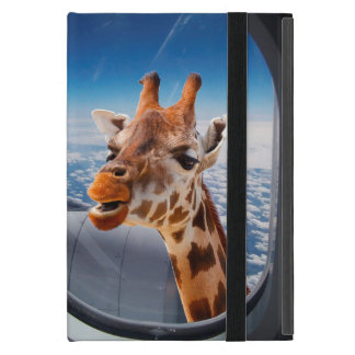 Personalize Funny Giraffe iPad Mini Case/Kickstand iPad Mini Case