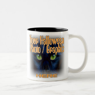 PERSONALIZE HALLOWEEN COFFEE MUGS