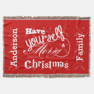 Personalize Have Yourself Merry Little Christmas