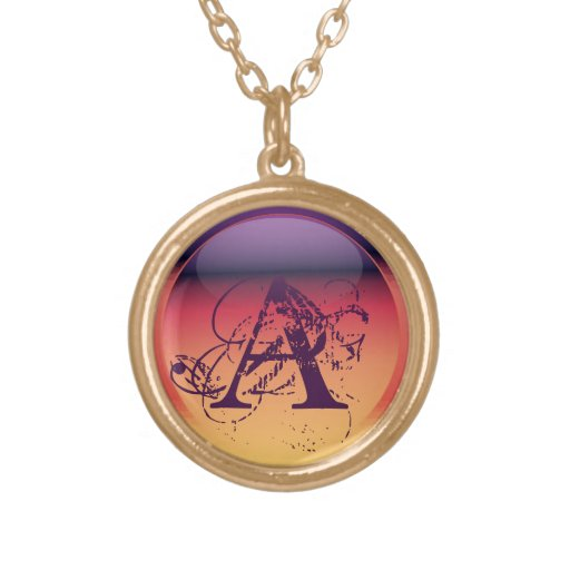 Personalize Initial for All words Jewelry