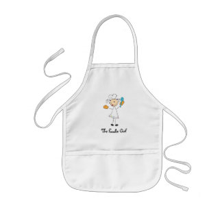 Personalize Kids Apron