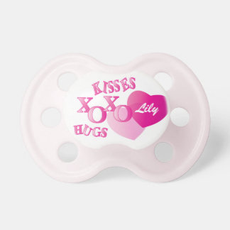 Personalize Kisses and Hugs Dummy