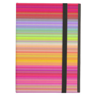 Personalize - Multicolor gradient background Cover For iPad Air
