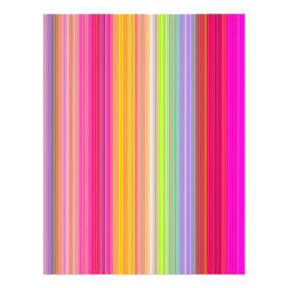 Personalize - Multicolor gradient background Flyer