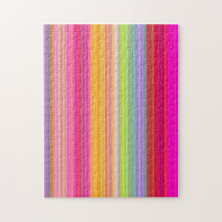 Personalize - Multicolor gradient background Jigsaw Puzzle