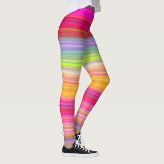 Personalize - Multicolor gradient background Leggings
