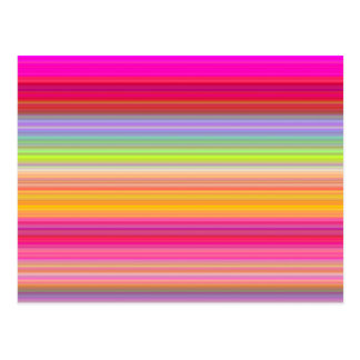 Personalize - Multicolor gradient background Postcard