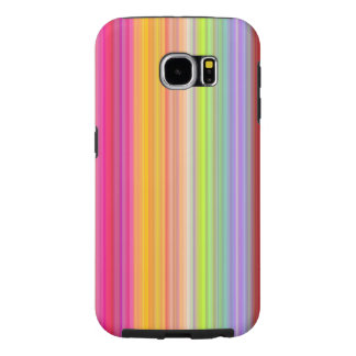 Personalize - Multicolor gradient background Samsung Galaxy S6 Cases