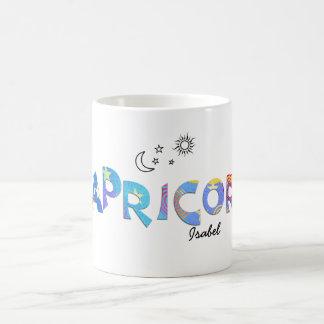 Personalize Name-Fun CAPRICORN Birthday Zodiac Mug