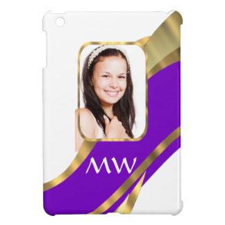 Personalize photo template case for the iPad mini