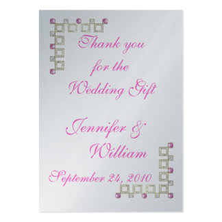 PERSONALIZE PK.100  PHOTO THANK YOU CARDS BUSINESS CARDS