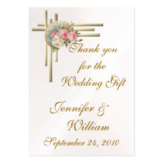 PERSONALIZE PK.100 THANK YOU CARDS BUSINESS CARD