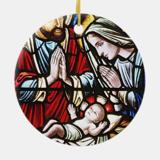 Personalize Religious Theme Ornament