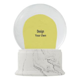 Personalize Snow Globe