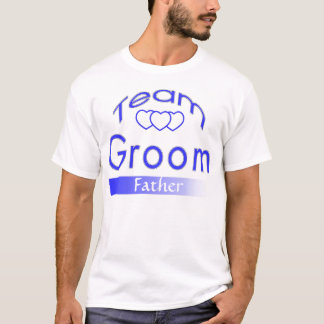 PERSONALIZE TEAM GROOM T-Shirt