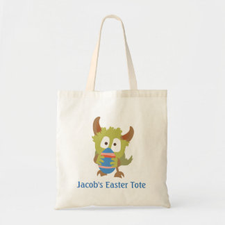 Personalize this Cute Easter Bag! Tote Bag